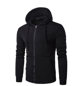 Free shipping - the new assassin creed style men's hooded fleece jacket zipper cultivate one's morality M - 2 xl