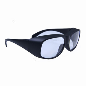 معدات صالون تجميل ذات نوعية جيدة تستخدم نظارات واقية من الليزر CO2 كسور ، ونظارات واقية ليزر ياج ، نظارات السلامة