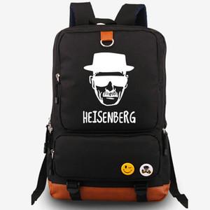 Breaking Bad рюкзак горячий ТВ play show daypack Teleplay schoolbag багаж рюкзак Спорт мешок школы Открытый день пакет
