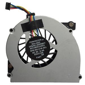 NEU Original Lüfter DFS451205MB0T FA5T 6033B0024501 651378-001 DC5V 0,4A für HP 2560P 2570P CPU KÜHLVENTILATOR