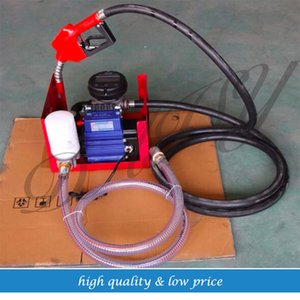 Whole Set DYB-80 Electric Self-priming Gasoline Pump 220V50HZ 550W