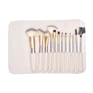 NUOVO set di spazzole per pennelli per trucco 12pcs Kit per pennelli per eyeliner in polvere per fondotinta in polvere