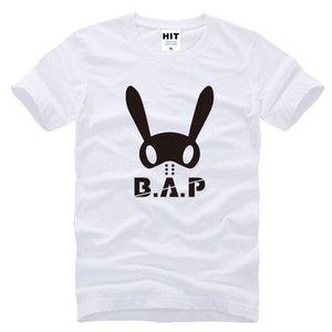 Korean bap Hasen cartoon Gedruckt Mens Men T-shirt t Mode 2017 Neue Kurzarm Baumwolle T-shirt T-stück Camisetas Hombre