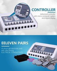 Hotsale EMS نظام اللياقة البدنية التخسيس الكهربائية آلة تحفيز / تدليك الحلمة مشجعا تعزيز الثدي