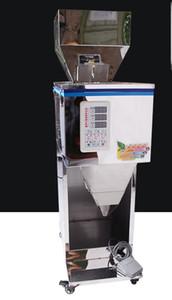 machine automatique de remplissage de poudre de poids pour le thé, grain, graine, 10-2500g, 110V / 220V