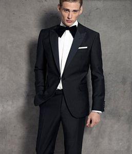 العرف الرجال الدعاوى الدعاوى زفاف وسيم العريس البدلات الرسمية ذروته التلبيب رفقاء العريس الدعاوى الدعاوى زر واحد (سترة + بنطلون)