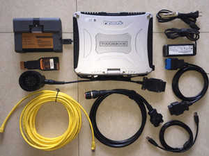 Программное обеспечение ICOM A2 HDD V2017.05 Для BMW ICOM A2 B C диагностическое Программирование с Panasonic ноутбук cf19 Toughbook готов к использованию