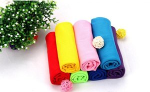 Cold Ice silk Cooling Towel Summer Sports Towel 30X80cm Hypothermia Outdoor Camping Fishing Wipe sweat colourful Sweatband