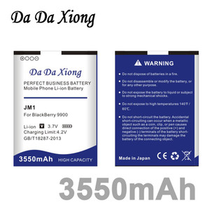 Da Da Xiong 3550mAh Bateria JM1 para BlackBerry 9380 9850 9860 9790 9930 9900