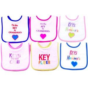New DHL Bébé Bavoirs Serviette Triangle Burp Salive Burp Chiffons de Dessin Animé Infant Toddler Enfants Bavoirs