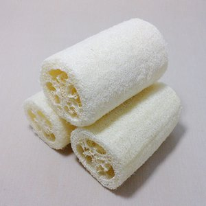 3 Adet Doğal Lavabo Luffa Loofa Banyosu Duş Süngerli Spa Vücut Bakımı Horniness Remover Banyo Masajı Sünger 1707001