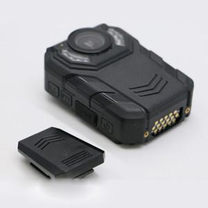 Il più caldo! WA7 Pocket Body Worn Camera HD1080P 8IR Night Vision 11 ore di registrazione Dash Camera Mini DV con telecomando