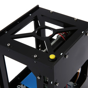FreeShipping DK-8 PRO-5 High Power Laser Hegraver Printer Machine 1000 МВт для чехла для мобильного телефона 3D DIY синий и фиолетовый лазерный головной принтер