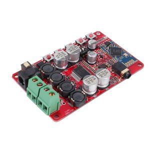 TDA7492P Module d'amplificateur de puissance de récepteur audio Bluetooth 4.0 sans fil avec entrée AUX et fonction de commutation Livraison gratuite