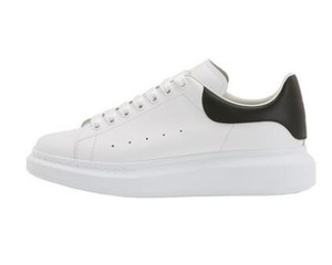 2018 Con Caja Gris Comfort Shoes Casual hombres se divierten la zapatilla de deporte de alta calidad con la caja de zapatos de terciopelo para hombre Heelback Rutas Cancha