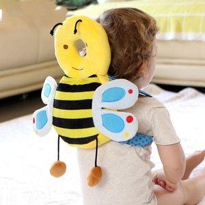 Bebê dos desenhos animados Encosto de Cabeça Criança Almofadas de Proteção Cabeça Do Bebê Anti-queda Tampas Crianças Encosto de Cabeça Da Criança Recém-nascidos Almofadas de Proteção