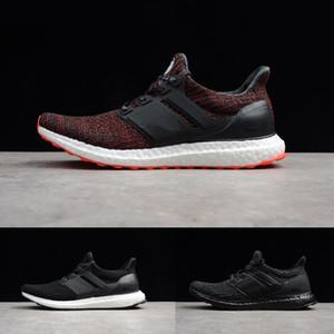 2019 Vente en gros Ultra 4.0 Chaussures de course pour femme, noir pur vin rouge CNY BB6173 Sneakers Athletic Discount Taille 36-45