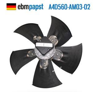 Wholesale German (ebmpapst A4D560-AM03-02 400V 1.95 1.1A)(A2D300-AP02-02 ebmpapst 230 400V )(ebmpapst A6E450-AN08-11 230V 145W)cooling fan