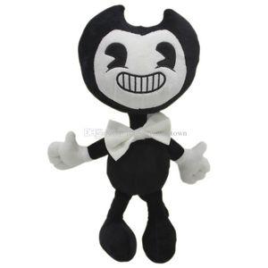 Bendy and the Ink Machine Plush Toys cartoon Bendy Stuffed Animals dolls EMS free shipping C4449