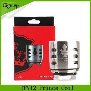 Striscia Mesh sostituzione TFV12 principe cloud Bestia Coil capo V12 Q4 X6 T10 M4 bobine Massive vapore Vape Nucleo serbatoio libero