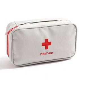 Kit de primeros auxilios para viajes de camping en el exterior Kit de primeros auxilios para automóviles de gran tamaño Bolsa Kit de supervivencia para el hogar Kit de emergencia Gadgets para exteriores
