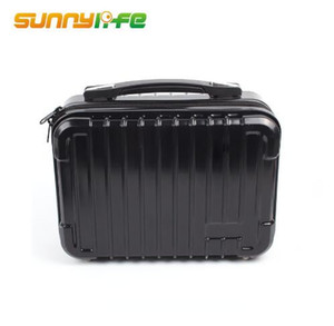 Sunnylife dji mavic الهواء استطلاع حقيبة محمولة الكتف حقيبة عنيد حقيبة تخزين مربع حقيبة ل dji mavic الهواء الملحقات