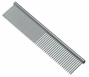 S M L Размер Pet Grooming Brush Comb Инструменты для собак Clean Дешевых кистей Pin Cat Щетка из нержавеющей стали собаки Comb металл Pet продукта