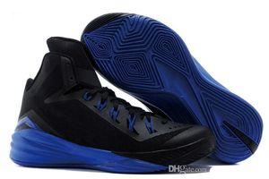 Nike React Hyperdunk 2017 FK Calzado de running de calidad superior para hombre y mujer Hyperdunk 2014 TB Hi-Top Zapatillas de baloncesto Moda de alta calidad para interior y exterior Sneakers A04