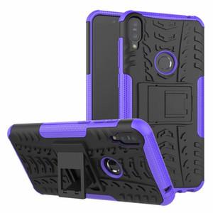 Für Asus Zenfone 5Z ZS620KL ZE620KL Fall Bunter Rugged Combo Hybrid Holster Abdeckungs-Fall für Asus Zenfone 5Z ZS620KL ZE620KL