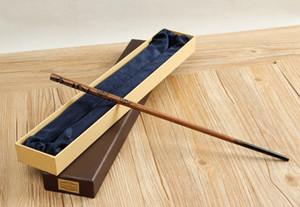 Colsplay Metal Core di lusso di ultima generazione COS Harry Potter Magical Cedric Diggory Bacchette magiche / Stick con confezione regalo
