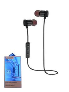Günstige gute Qualität Bluetooth Kopfhörer In Ear Drahtlose Earbuds 4.1 Magnetische Wasserdichte Stereo Bluetooth-Kopfhörer für Sport-Kopfhörer