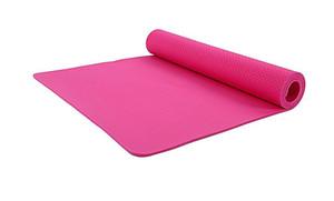 Umweltfreundliche geschmacklose Yogamatte lange Verdickung Yoga Slip Fitnessmatte Anfänger