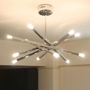 Modern Style Horizon Stars Deckenleuchte Kreative Horizon Lights Pendelleuchten Schlafzimmer Esszimmer Wohnzimmer Bar Leuchte