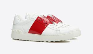 Métal Spike Lady Confort Décontracté Robe Chaussure Sport Sneaker Casual Cuir Chaussures Personnalité Womens Randonnée Sentier Marche 35-41