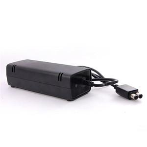 Adaptador de alimentação AC Adaptador Para Microsoft XBOX 360 SLIM AC Power Adapter Charger Cable Cabo para Microsoft X BOX