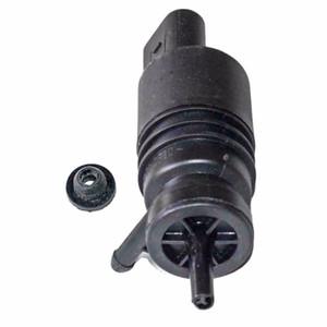 Car Styling Windshield Fluido Bomba de Lavador / Motor Substituição para BMW E46 E38 E39 E60 E65 E53 X5 Z4 com Borracha Grommet