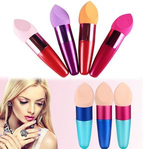 Makeup Foundation Schwamm Puff Blender Blending Flawless Powder Glatte Kosmetik Glatte Puff Pinsel Schönheit Werkzeug Applikatoren Baumwolle DHL