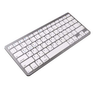 kemile Russian Language Wireless Bluetooth 3.0 keyboard para Samsung tabletSmart Lenove y Huawei Android Windows System