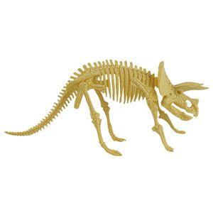 Sortierte Plastikdinosaurier-versteinertes Skeleton Dino stellt Kindergeburtstags-Spielzeug-Geschenk dar