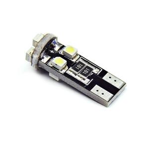 100PCS Promotion T10 Led Canbus 8SMD 1210 Car Light Led 194 168 192 W5W Led 12v External Light Sourcing