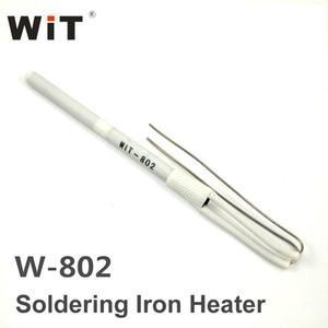 Nuevo Original WiT W802 Pieza de repuesto de hierro fundido Pie de calentador de cerámica Ultra-durable Elemento de calentamiento Tipo de calor interno
