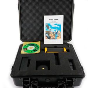 Горячая продажа на складе Черный ястреб GR100 точечный тип металлоискатель лучший лазерный указывая Techlogy аккумуляторная Золотой драгоценный камень алмаз Detec