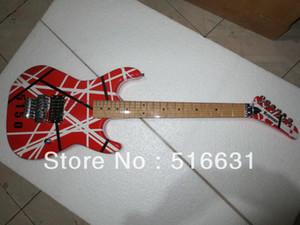 Toptan-Yeni Marka varış gitar 5150 KıRMıZı ve beyaz serisi ARI tremolo Elektrik gitar stokta ücretsiz kargo