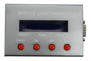 Alta Qualidade Universal 10 em 1 auto carro Service Light Airbag Reset Tool