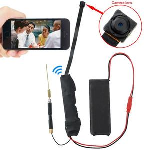 32GB Bellek DIY Mini Kamera Wifi Modülü Ev Güvenlik Kamera Sistemi Kablosuz Motion Uzaktan Algılama Smartphone Kamera PQ198 Aktive