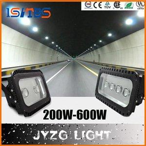 Súper brillante 200W 300W 400W 500W 600W llevó la lámpara de luz de inundación LED Floodlight LED impermeable Lámpara de luz de túnel LED lapms calle AC 85-265V