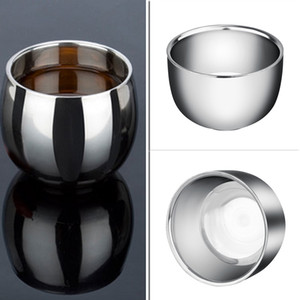 Mini Thickened Mugs Stainless Steel Espresso Coffee Milk Mugs 120/200 ml thermo Frothing Pitcher Steaming Frothing Pitcher