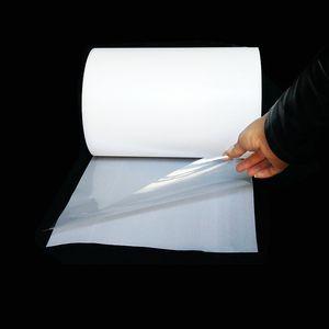 Hot Fix Paper Tape 24 28 32CM Wide Iron On Heat Transfer Film Good Quality For HotFix Rhinestones DIY Tools