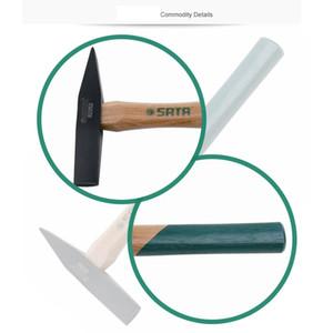 Walnut Handle Welder Rust-Proof Hammer Flat Steel Hammer 92352. Suitable For Industrial
