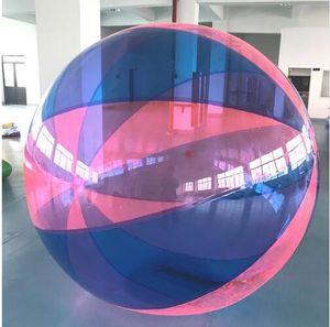 Topu Su Zorb Topu Şişme İnsan Hamster Balls Walking Zorb Topu Su Sporları Balon On The Water Ücretsiz Kargo 2m Yürüyüşü